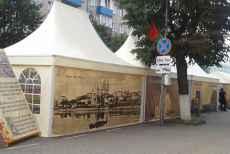 Шатер-пагода 4х6 м