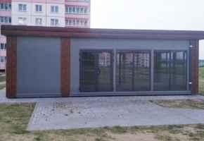 модульные здания минск