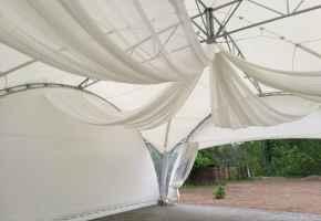 шатер для праздника