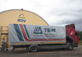 тенты для грузовых автомобилей в минске