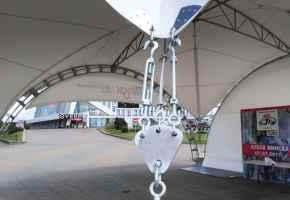 шатер для спортивных соревнований