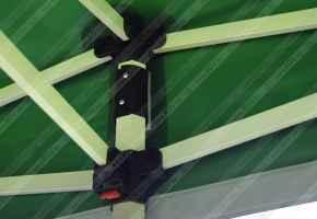 раздвижной шатер гармошка