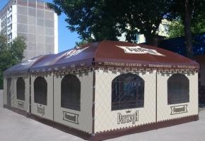 торговые шатры для уличной торговли цены