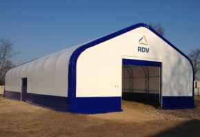Строительство быстровозводимых складов