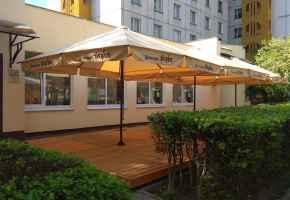 зонт для летних кафе