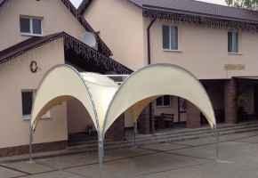 арочный шатер минск