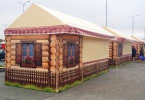 палатка тентовая