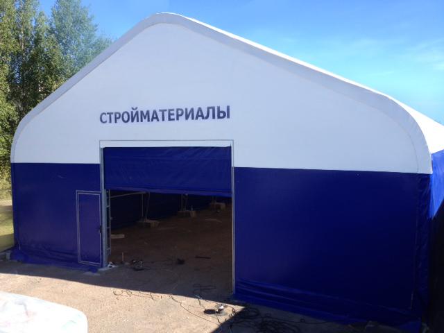 тентовые склады RDV.by