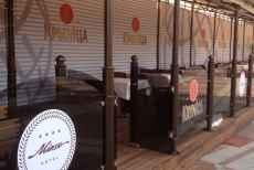 Летнее кафе с терассой от компании Реддавей групп