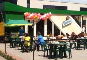 Модульное кафе от компании RDV