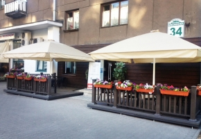Тентовые навесы, летние кафе Минск