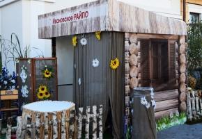 мобильная палатка торговая. г. Иваново.